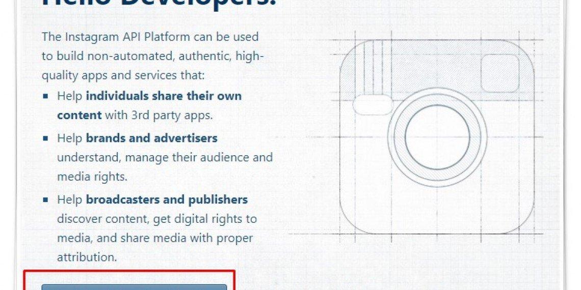 Як отримати Instagram Access Token